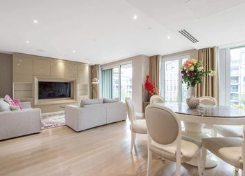 Thumbnail 4 bed flat for sale in Central Avenue, London