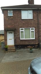 Thumbnail 3 bed semi-detached house to rent in Cavour Street, Etruria, Stoke On Trent