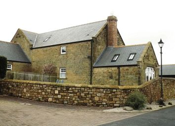 Thumbnail 3 bedroom barn conversion to rent in Pegswood Village, Pegswood, Morpeth