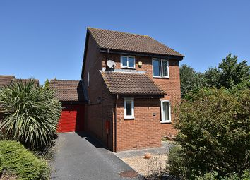Thumbnail 3 bed detached house for sale in Oak Close, Exminster, Near Exeter