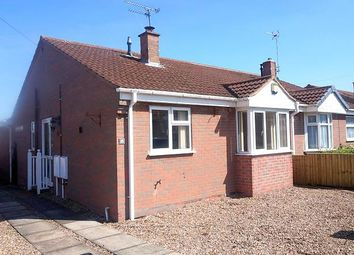 Thumbnail 2 bed bungalow to rent in Manvers Street, Warsop, Mansfield