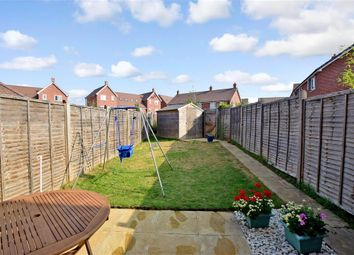 3 bed terraced house for sale in Bridger Way, Maidstone, Kent ME17