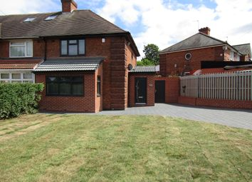 Thumbnail 3 bed end terrace house for sale in Ingleton Road, Ward End, Birmingham