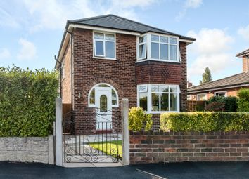Thumbnail 3 bedroom detached house for sale in Lyndon Road, Manchester