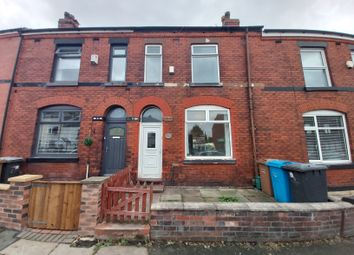 Thumbnail 4 bed terraced house to rent in Partington Lane, Swinton