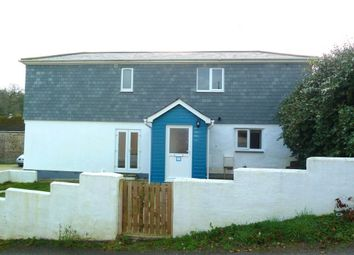 Thumbnail 3 bed semi-detached house to rent in Tresillian, Truro