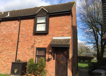Thumbnail 1 bedroom terraced house for sale in Colyers Reach, Chelmsford