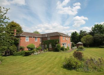 Thumbnail 5 bedroom detached house for sale in Over Whitacre, Coleshill