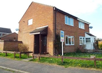 Thumbnail 2 bed property to rent in Lime Tree Avenue, Wymondham