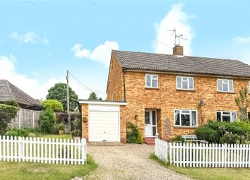 Thumbnail 3 bed semi-detached house for sale in Cricket Hill, Finchampstead, Wokingham, Berkshire