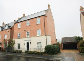 Thumbnail 5 bed town house for sale in Alexander Chase, Ely
