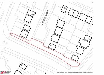 Thumbnail Land for sale in Lysander Road/Farnborough Drive, Meir Park, Stoke-On-Trent