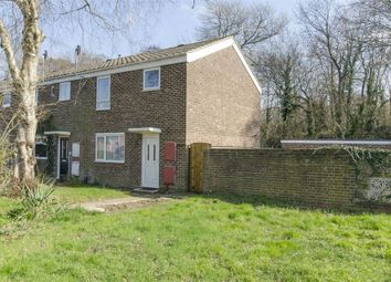 Thumbnail 3 bed end terrace house for sale in Penrhyn Close, Boyatt Wood, Eastleigh, Hampshire