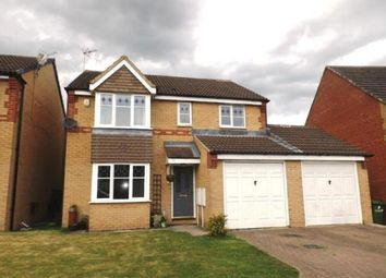 Thumbnail 4 bed detached house for sale in Patenson Court, Newton Aycliffe, Durham