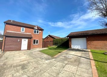 Thumbnail 3 bed detached house to rent in Bowmont Close, Cheadle