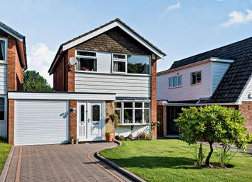 Thumbnail 3 bed link-detached house for sale in Berryfields, Stonnall, Walsall, Staffordshire
