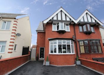 Thumbnail 5 bedroom semi-detached house for sale in Carlin Gate, Bispham, Blackpool