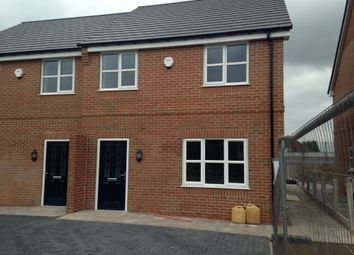 Thumbnail 3 bed semi-detached house to rent in Cavendish Road, Worksop