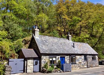 Thumbnail 2 bed detached house for sale in Capel Curig, Betws-Y-Coed