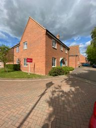 Thumbnail 4 bed detached house for sale in Lavender Drive, Witham St. Hughs, Lincoln