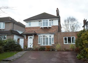 Thumbnail 3 bed detached house for sale in Robin Hood Lane, London