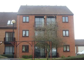 Thumbnail 1 bedroom flat to rent in Dunlin Wharf, Nottingham