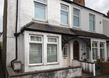 Thumbnail 3 bed end terrace house for sale in Regina Terrace, Victoria Park, Cardiff