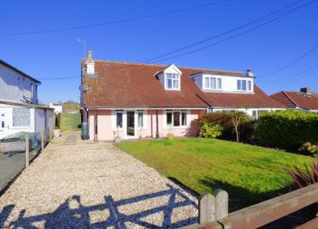 Thumbnail 2 bed semi-detached house for sale in Willow Close, St Georges, Weston-Super-Mare