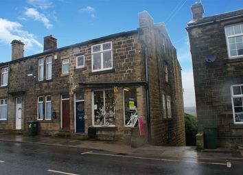 Thumbnail 5 bed end terrace house for sale in Cross Roads, Cross Roads, West Yorkshire