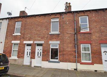 Thumbnail 2 bed terraced house for sale in Morton Street, Caldewgate, Carlisle, Cumbria