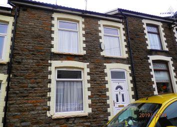 2 bed terraced house for sale in 8 Greenfield Street, Penygraig, Rhondda Cynon Taff. CF40