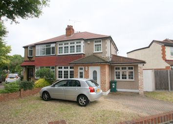 Thumbnail 3 bed semi-detached house to rent in Kingston Road, Staines-Upon-Thames, Surrey
