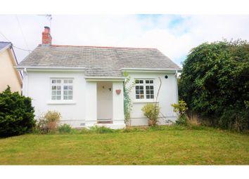 Thumbnail 2 bed detached bungalow for sale in Penygraig Road, Ystradowen