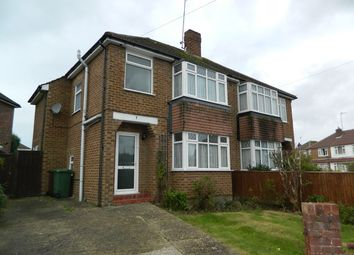 Thumbnail 3 bedroom property to rent in Downlands Avenue, Bexhill-On-Sea