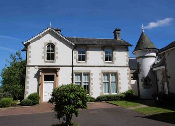 Thumbnail 3 bed duplex for sale in Craigerne House, Peebles