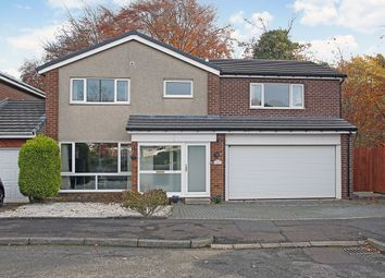 Thumbnail 5 bed detached house for sale in 73 Newbattle Abbey Crescent, Eskbank, Dalkeith, Midlothian