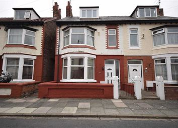 Thumbnail 4 bed semi-detached house to rent in Millbank Road, Wallasey, Merseyside