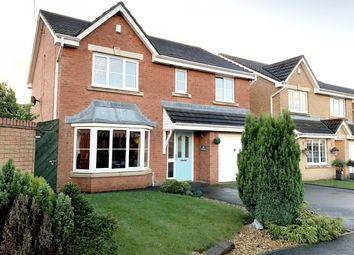 Thumbnail 4 bed detached house for sale in 44 Epsom Drive, Ashington, Northumberland