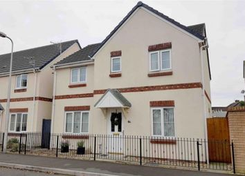 Thumbnail 4 bedroom detached house for sale in Village Drive, Gorseinon, Swansea, West Glamorgan