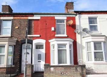 Thumbnail 3 bedroom terraced house for sale in Park Hill Road, Dingle, Liverpool