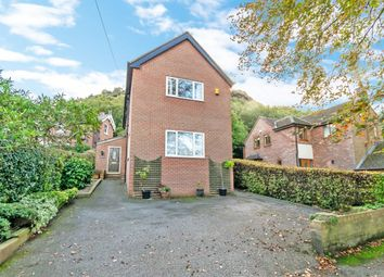 Thumbnail 3 bed detached house for sale in Vicarage Lane, Helsby, Frodsham