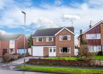 Thumbnail 4 bed detached house for sale in Broughton Avenue, Aylesbury