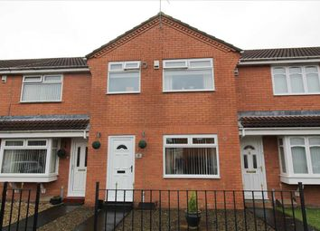 3 bed terraced house for sale in Drybeck Court, Eastfield Vale, Cramlington NE23