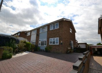 Thumbnail 3 bed semi-detached house for sale in Ray Avenue, Dovercourt, Harwich