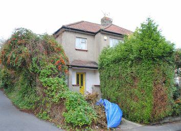 Thumbnail 3 bed semi-detached house for sale in Dormer Road, Eastville, Bristol