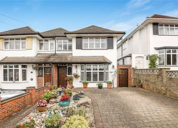 Thumbnail 4 bed semi-detached house for sale in Oaklands Avenue, Watford