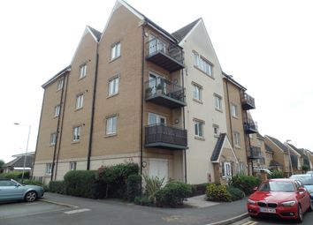 Thumbnail 1 bed flat for sale in Varcoe Gardens, Hayes