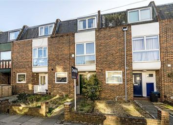 Thumbnail 4 bed terraced house to rent in Stanhope Terrace, Heathfield South, Twickenham