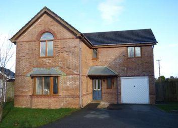 Thumbnail 4 bed detached house for sale in Gwel Y Llan, Llandegfan, Anglesey, Sir Ynys Mon