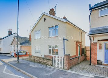 Thumbnail 2 bed semi-detached house for sale in Bergholt Road, Colchester